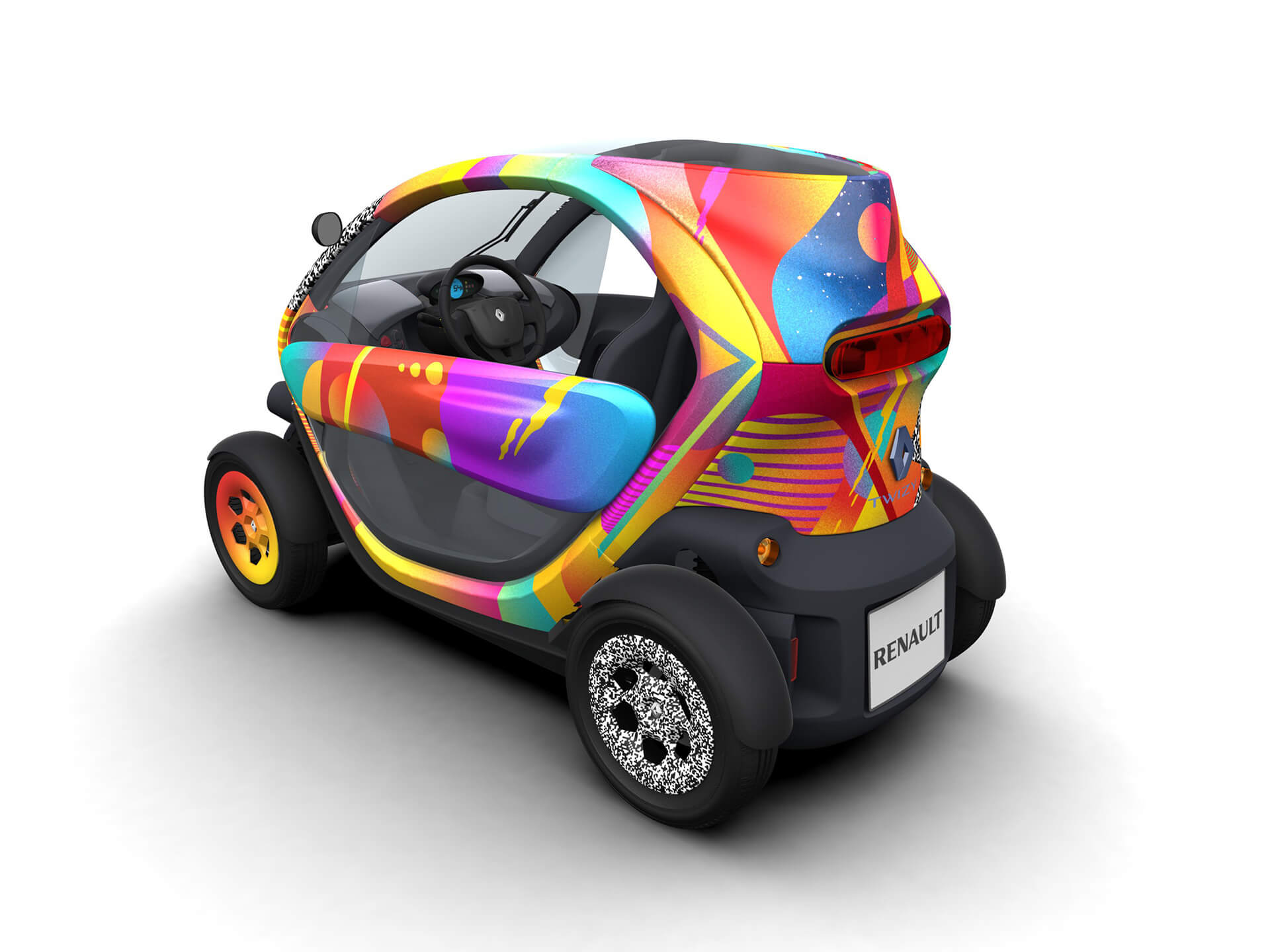 The Renault Twizy by La Boca | Agent Pekka