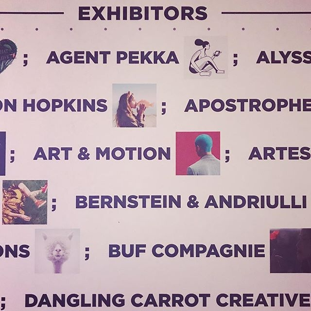 In very good company at Le Book Connections LA #lebookconnections #connectionsla #agentpekka